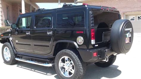 how cars engines work 2009 hummer h2 free book repair manuals hd video 2006 hummer h2 black navigation low miles used for sale see www sunsetmilan com youtube
