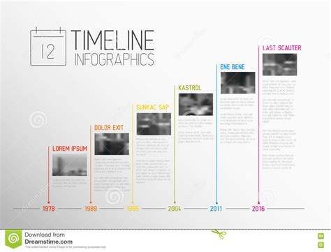 timeline book report exles typography template 28 images free design