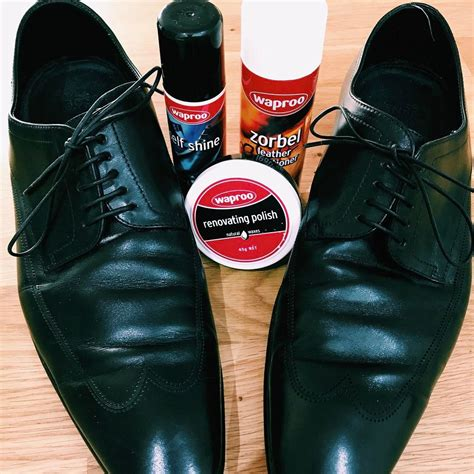 waproo australia s most experienced shoe leather care manufacture