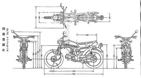 1969 honda cl 70e wiring diagram wiring diagram with