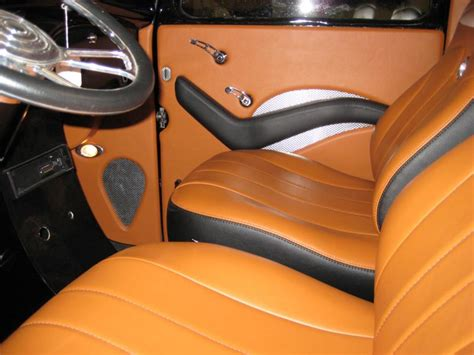 Vehicle Upholstery Shop by Custom Classic Car Interior Www Pixshark Images