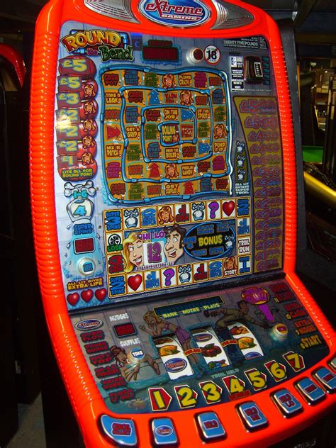 fruit machine uk barcrest the bend 163 5 jackpot pub fruit machine