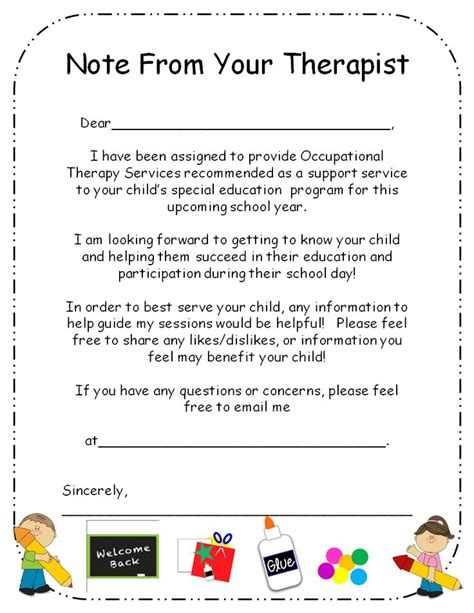 exle of a welcome letter to parents 1000 ideas about