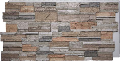 stack stone veneer panel kentucky dry stack motley gray myvee