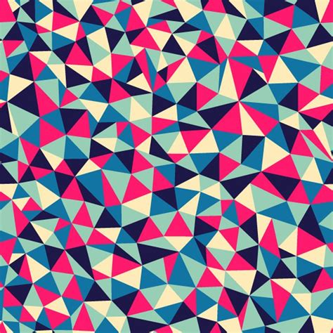 colorful triangle pattern wallpaper seamless geometrical triangle pattern triangle