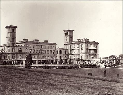 osborne house the lothians the royal residences of queen victoria osborne house