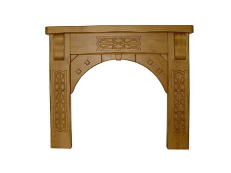 solid wood fireplace fa54 china wooden fireplace