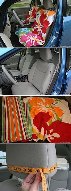 Seat Covers Diy Seat Covers Diy Clothes And Sewing