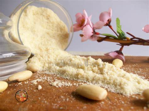 farina di mandorle fatta in casa farina di mandorle fatta in casa base per dolci
