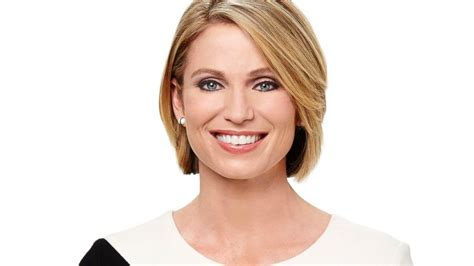 amy robach takes over as news anchor for josh elliott on amy robach biography