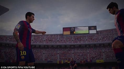leo messi tattoo fifa 16 fifa 16 fans can vote for cover star to join lionel messi