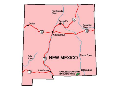 New Mexico State Mba by New Mexico Facts Symbols Tourist Attractions