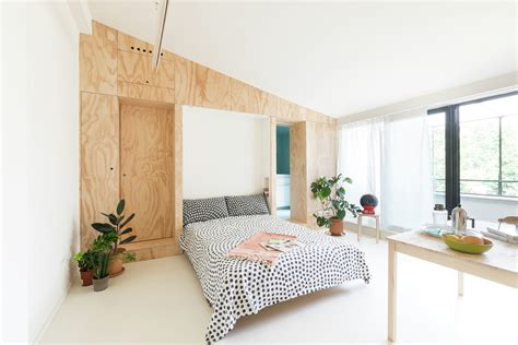studio flat design 300 square foot tiny studio apartment with living