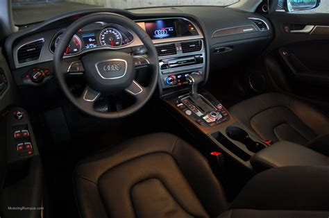 2014 Audi A4 Interior by 2014 Audi A4 Review Motoring Rumpus
