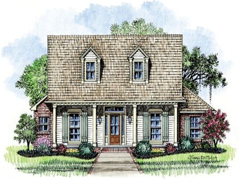 cajun cottage house plans acadian cottage house plans southern acadian style house