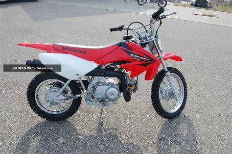 Honda 70 Dirt Bike by Honda 70 Xr Dirt Bike