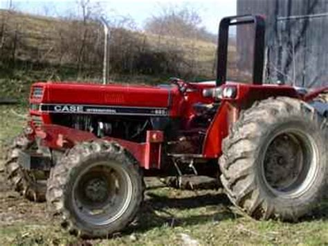 Used Farm Tractors For Sale 885 Case Ih 2003 12 12