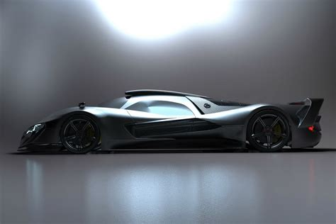 mercedes supercar concept mercedes close to greenlighting new mid engined supercar