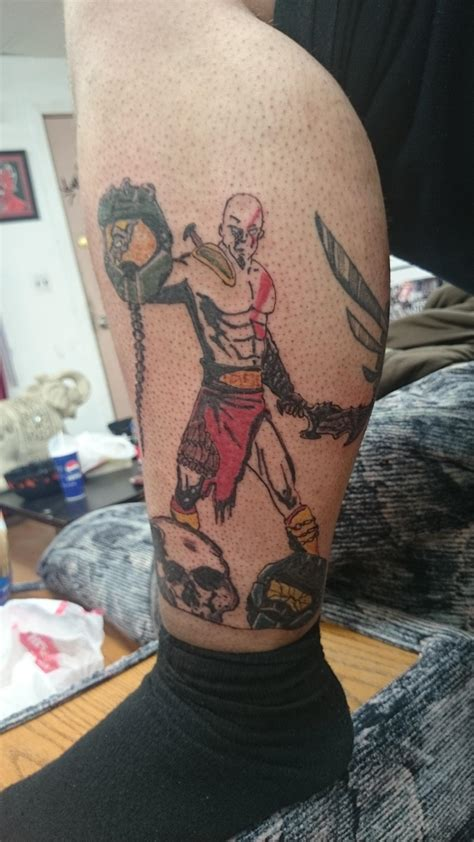 tattoo fail kratos lol tattoo fail ign boards