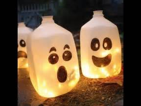 decorations ghost lanterns