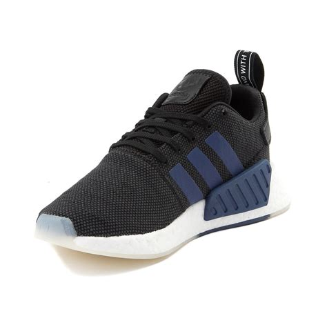 Adidas Nmd R2 | womens adidas nmd r2 athletic shoe black 436512