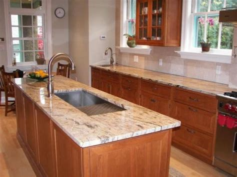 Kitchen Top Surfaces Types And Design Of Kitchen Counter Tops Cabinets Direct