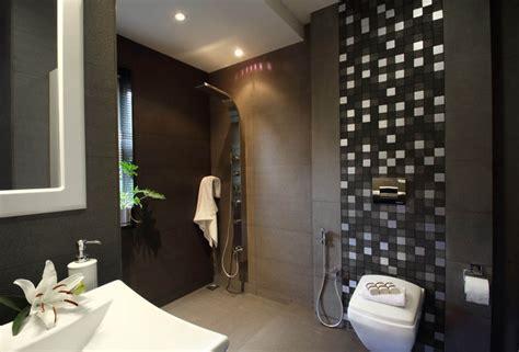 bathroom tiles concept villa contemporary bathroom bengaluru