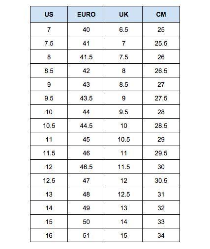 shoe size chart merrell merrell men s jungle moc shoe gunsomke great daily