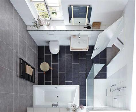 badezimmer planen 5qm tricks f 252 r mini badezimmer sch 214 ner wohnen