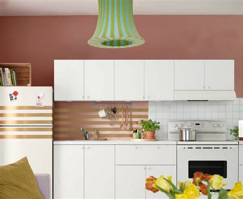 haggeby kitchen 20 cool decorating tricks finds from the 2016 ikea