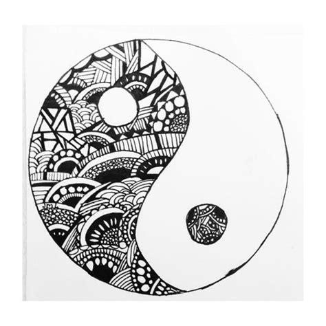 doodle yang ying yang doodle random things doodles