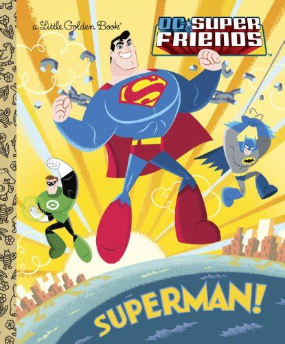 batman dc friends golden book golden books list value history information