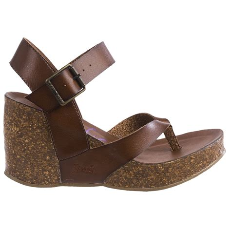 blowfish hiram wedge sandals for save 41