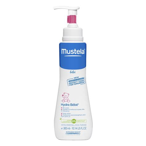 New Mustela Hydra Bebe Lotion 300ml mustela hydra bebe lotion 300ml buy mustela babies co nz