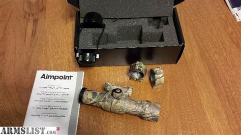 Aimpoint Camo armslist for sale aimpoint 9000sc camo dot sight