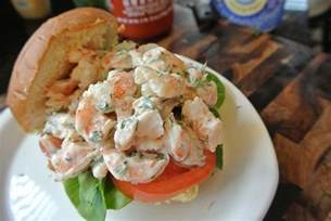 Ina Garten Shrimp by Easy Shrimp Salad Sandwich Recipe With Easy Steps