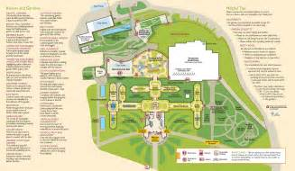 Online Floorplan visitor tips phipps conservatory and botanical gardens