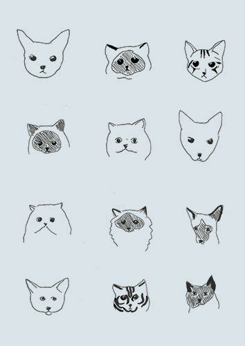 wallpaper cat drawn cat wallpaper patterned perfection pinterest cat
