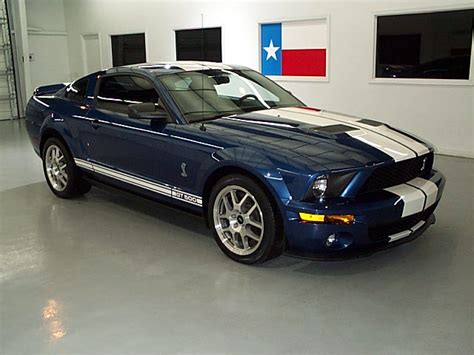 2007 ford mustang specs 2007 ford mustang shelby gt500 specs