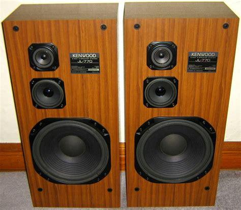 Speaker Subwoofer Kenwood kenwood speaker jl 770 like new buya