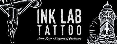 ink lab tattoo ink lab studio siem reap cambodia local