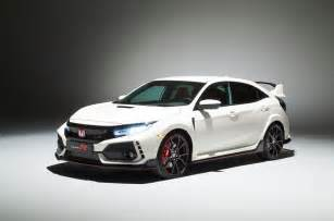 honda civic type r images from the geneva motor show 2017 autocar india