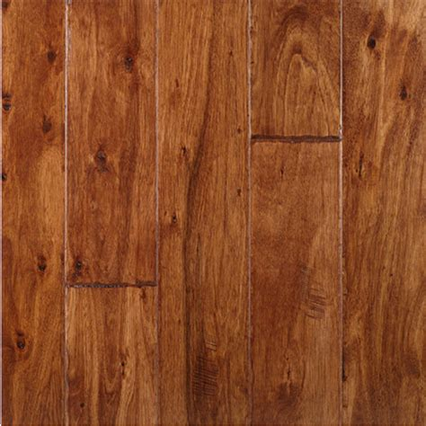 shop lm flooring 5 in w prefinished eucalyptus engineered hardwood flooring canyon at lowes com