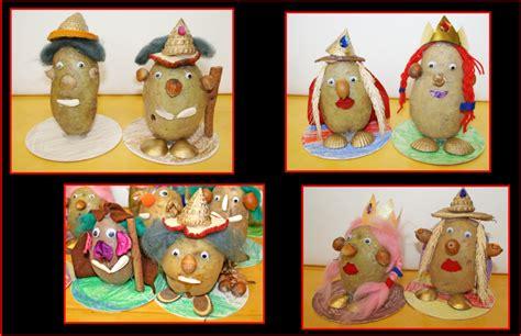 Basteln Mit Kartoffeln 3977 by Basteln Mit Kartoffeln Basteln Kartoffelk Nig