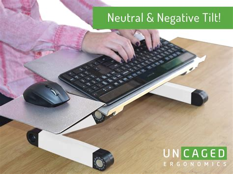 office desk with adjustable keyboard tray lift standing desk conversion kit tall portable
