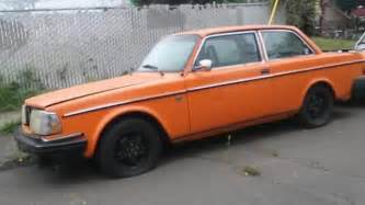 1979 Volvo 242 Gt For Sale 1979 Volvo 242 With Gt Interior 1986 Motor Transmission