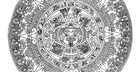 Calendario Azteca Project Aztec Calender Projects To Try Azteca