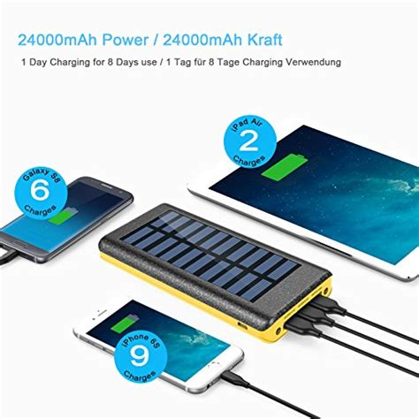 Powerbank Hippo 24000 powerbank 24000 mah olebr external battery solar charger