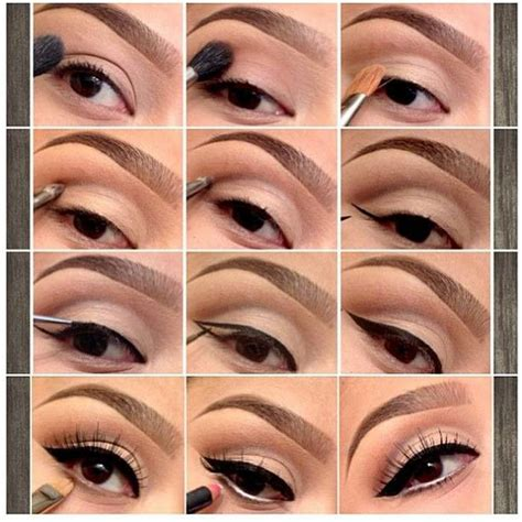 cat eyeliner tutorial step by step new makeup with makeup step by step for beginners with 15