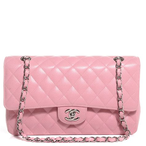 Caviar Shoo Pink chanel caviar quilted medium flap pink 87483